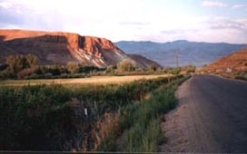 challis, Idaho. 2000- what you see, what you saw