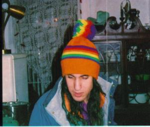 J Mascis and his cool hat