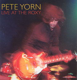 thanks christy for the pete yorn live cd.  you rule.